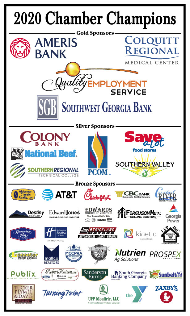 Membership Moultrie Chamber Of Commerce
