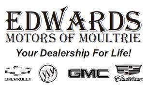 Edwards with dealership for life