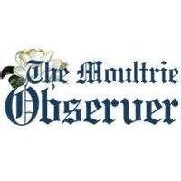 The Moultrie Observer Logo