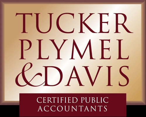 Tucker Plymel Davis Logo Smaller